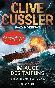 Cover-Bild zu Cussler, Clive: Im Auge des Taifuns