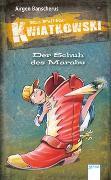 Cover-Bild zu Banscherus, Jürgen: Der Schuh des Marabu