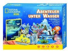 Cover-Bild zu Abenteuer unter Wasser