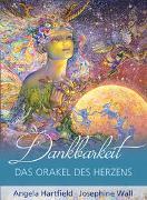 Cover-Bild zu Dankbarkeit (55 Karten mit Begleitbuch ) von Hartfield, Angela