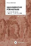 Cover-Bild zu Hagiographie für Notare (eBook) von Rauchhaus, Moritz