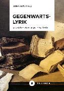 Cover-Bild zu Gegenwartslyrik (eBook) von Hayer, Björn (Hrsg.)