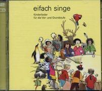 Cover-Bild zu Autorenteam: eifach singe - 2 CDs