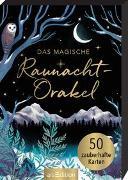 Cover-Bild zu Das magische Raunacht-Orakel von Braun, Petra (Illustr.)