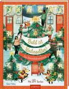 Cover-Bild zu Bald ist Weihnachten! von Hickey, Katie (Illustr.)