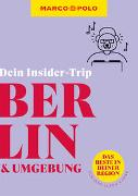 Cover-Bild zu MARCO POLO Dein Insider-Trip Berlin & Umgebung von Miethig, Martina
