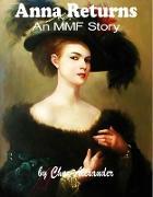 Cover-Bild zu Anna Returns (eBook) von Alexander, Chaz