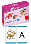 Cover-Bild zu Schubicards Anlaute Kartensets 1 von Wächter, Linda