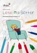 Cover-Bild zu Lese-Mal-Blätter (PR) von Kaminsky, Bianca