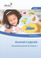 Cover-Bild zu Ausmal-Logicals (PR) von Kaminsky, Bianca