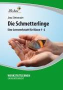 Cover-Bild zu Die Schmetterlinge von Steinmaier, Jana