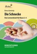 Cover-Bild zu Die Schnecke (PR) von Kaminsky, Bianca