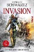 Cover-Bild zu Invasion von Schwartz, Richard