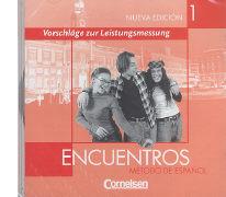 Cover-Bild zu Encuentros 1. Nueva Edición. Vorschläge zur Leistungsmessung