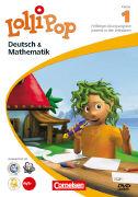 Cover-Bild zu LolliPop Deutsch & Mathematik 1. Klasse