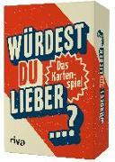 Cover-Bild zu Würdest du lieber ...? von Riva Verlag