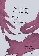 Cover-Bild zu Gestische Forschung (eBook) von Haß, Ulrike