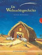Cover-Bild zu Die Weihnachtsgeschichte von Beutler, Dörte