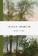 Cover-Bild zu Princeton Architectural Press (Geschaffen): Thoreau Notebook