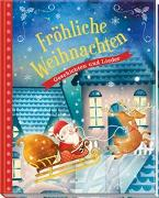 Cover-Bild zu Fröhliche Weihnachten von Rachel Elliot, Clement C. Moore