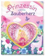 Cover-Bild zu Die Prinzessin und das Zauberherz von Almhoff, Anna