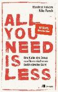 Cover-Bild zu All you need is less von Folkers, Manfred