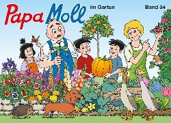 Cover-Bild zu Papa Moll im Garten von Lendenmann, Jürg