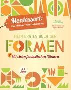 Cover-Bild zu Baruzzi, Agnese: Mein erstes Buch der Formen