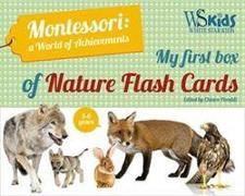 Cover-Bild zu Piroddi, Chiara: My First Flash Cards Box: Discovering Forest Animals - Montessori World of Achievements