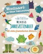 Cover-Bild zu Piroddi, Chiara: Mein erstes Jahreszeitenbuch
