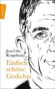 Cover-Bild zu Einfach schöne Gedichte von Ringelnatz, Joachim
