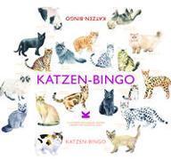 Cover-Bild zu Katzen-Bingo von Marcel, George