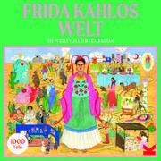 Cover-Bild zu Frida Kahlos Welt von Black, Holly