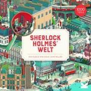 Cover-Bild zu Sherlock Holmes` Welt von Utechin, Nicholas