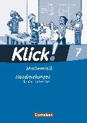 Cover-Bild zu Klick! Mathematik - Mittel-/Oberstufe, Alle Bundesländer, 7. Schuljahr, Handreichungen für den Unterricht von Gerling, Christel