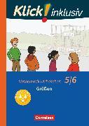 Cover-Bild zu Klick! inklusiv, Mathematik, 5./6. Schuljahr, Größen, Arbeitsheft 2 von Jenert, Elisabeth