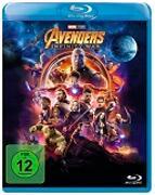 Cover-Bild zu Avengers - Infinity War von Russo, Anthony (Reg.)