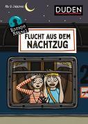 Cover-Bild zu Escape-Rätsel - Flucht aus dem Nachtzug von Eck, Janine