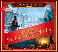 Cover-Bild zu Eine Weihnachtsgeschichte von Dickens, Charles