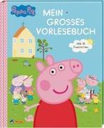 Cover-Bild zu Peppa: Mein großes Vorlesebuch