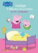 Cover-Bild zu Peppa: Lustige 5-Minuten-Geschichten
