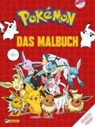 Cover-Bild zu Pokémon: Das Malbuch