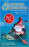 Cover-Bild zu Glaubliche Geschichten 1 - 3 (eBook) von Hübner, Matthias