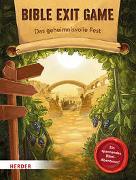 Cover-Bild zu BIBLE EXIT GAME von Kunz, Daniel
