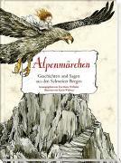 Cover-Bild zu Alpenmärchen von Wilhelm, Eva-Maria