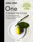 Cover-Bild zu ONE - A Greener Way to Cook von Jones, Anna