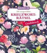 Cover-Bild zu Kreuzworträtsel Deluxe Groß- Band 21