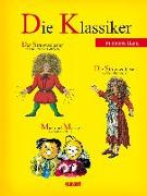 Cover-Bild zu Die Klassiker - Der Struwwelpeter, Max und Moritz und die Struwwelliese