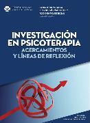 Cover-Bild zu Rosas, María del Rocío Enríquez: Investigación en psicoterapia (eBook)