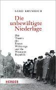 Cover-Bild zu Krumeich, Gerd: Die unbewältigte Niederlage